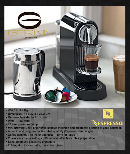 Nespresso Magimix M190 Descaling Instructions