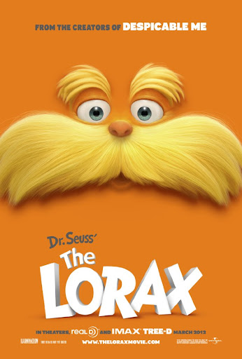 Thần Lorax - Dr. Seuss The Lorax