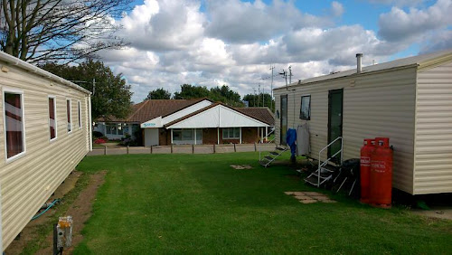 Camping  at Allhallows Leisure Park