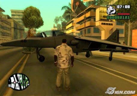 Download Game PC Ringan GTA San Andreas Full Version Gratis | Cob4KL!K