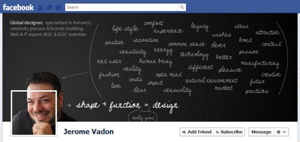 Tổng hợp giao diện Timeline độc đáo của một số Facebooker