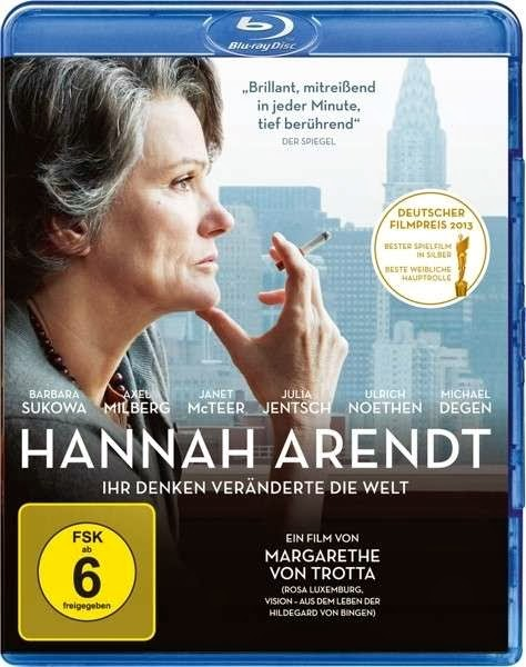 Filme Poster Hannah Arendt BRRip XviD & RMVB Legendado