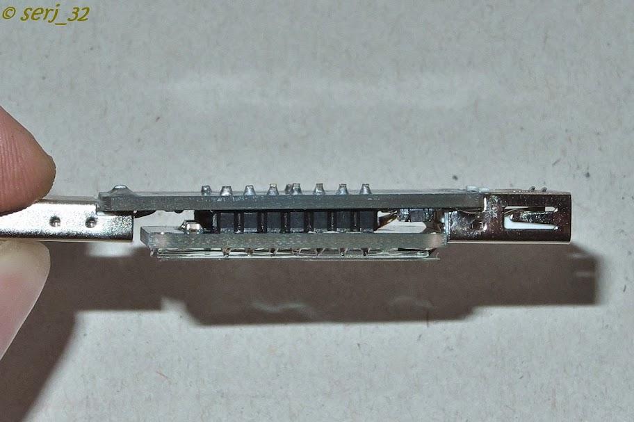 DealExtreme: USB мультиметр с OLED дисплеем