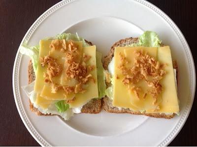 kaassandwich