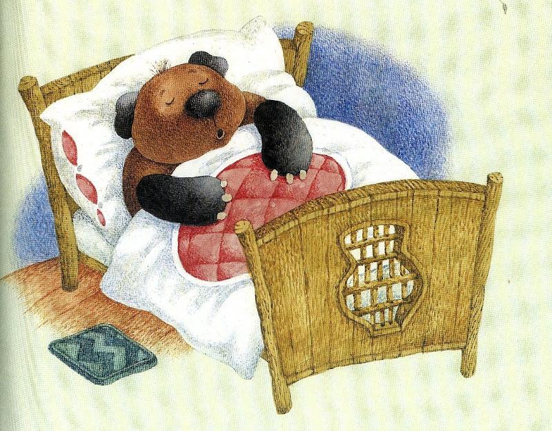 Подружке любовью, открытка с кроватью