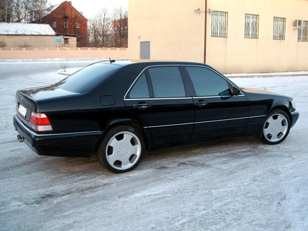 Mercedes benz w140 lorinser rims mafia car benztuning for Mercedes benz w140
