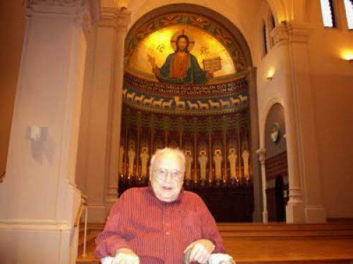 Hli Mourns Loss Of Founder Fr Paul Marx