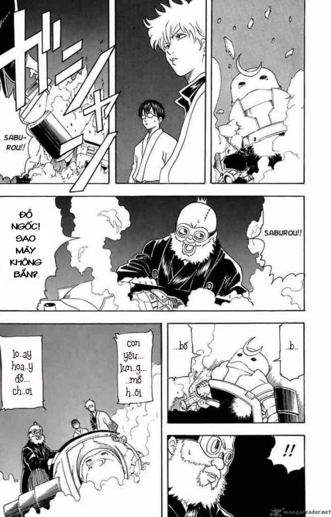Gintama Chap 31 page 15 - Truyentranhaz.net