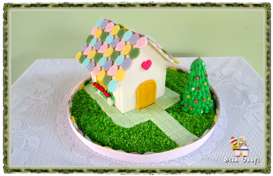 Casinha de açúcar 1