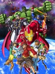 Marvel Disk Wars: The Avengers - Biệt kích siêu anh hùng