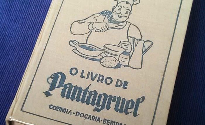 the book of pantagruel :: o livro de pantagruel