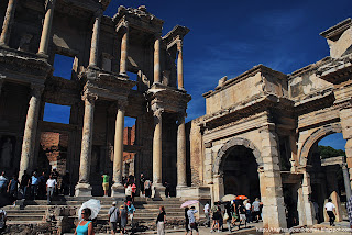 Turkey Greek Ruins