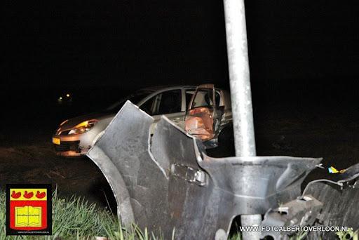 twee auto's op elkaar vierlingsbeekseweg overloon 26-04-2013 (6).JPG