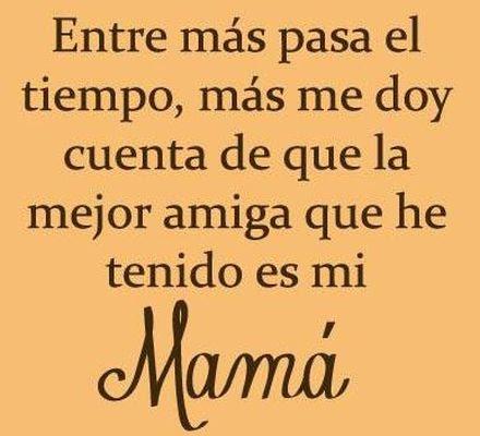 Lindos mensajes para el dia de la madre