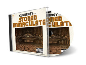 Curren$y – The Stoned Immaculate (Deluxe Version)