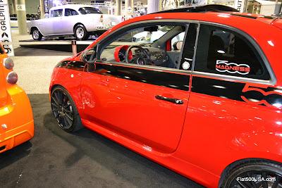 US Fiat 500 Prima Edizione by 500 Madness
