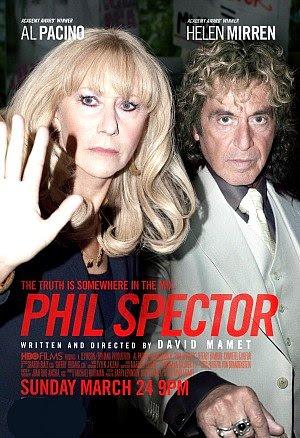 Filme Poster Phil Spector HDRip XviD Dual Audio & RMVB Dublado