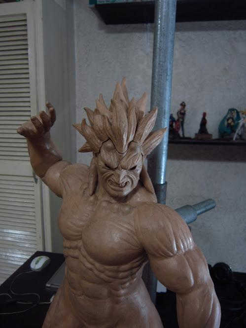 Street Fighter's Oni