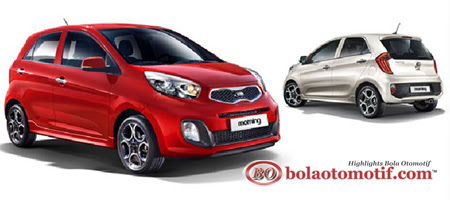 All New KIA Picanto 2013
