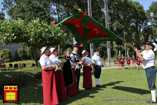 koningsschieten Sint Theobaldusgilde Overloon 07-07-2013 (101).JPG