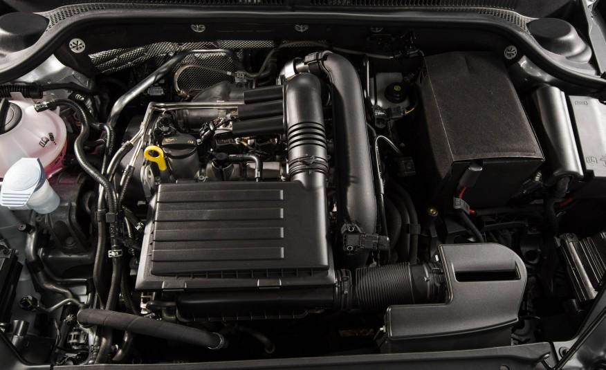 Volkswagen Jetta 2016 là chiếc xe sở hữu động cơ mạnh nhất trong phân khúc