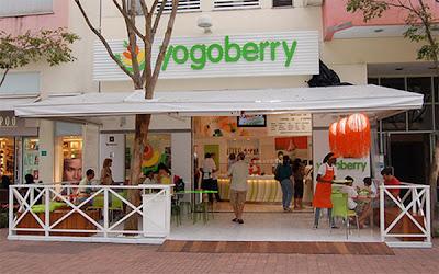 Yogoberry prevê 100 PDVs até abril