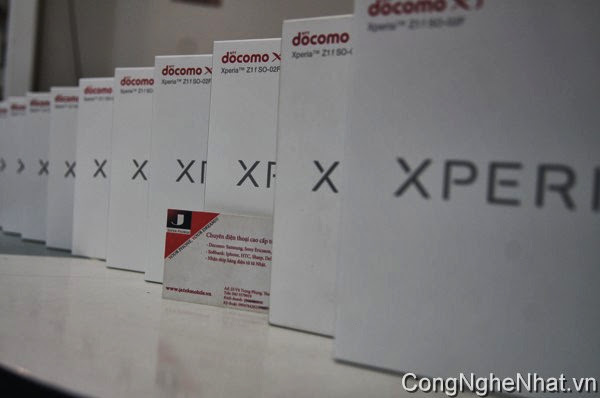 Sony Xperia Z1F (Z1 Mini ) về rất nhiều đủ mầu