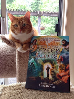 Percy Jackson's Greek Gods with Ripple
