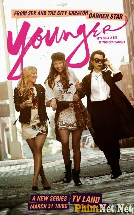 Phim Gái Già Phần 1 - Younger Season 1