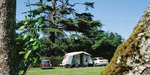 Slindon Camping and Caravanning Club Site at Slindon Camping and Caravanning Club Site