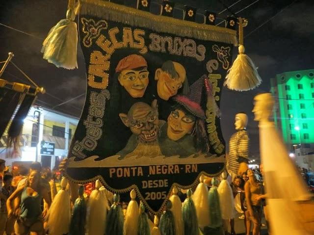 Pinacoteca Potiguar tem exposição Carnaval de Natal 2013