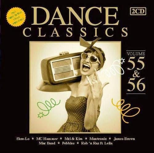 Dance Classics Volume 55 & 56 [2CDs] (2013)