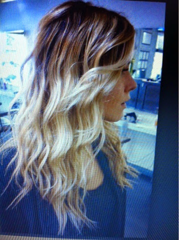 ombre, ombrehair, blonde, haircolor,