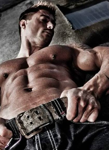 Random Hot Photos of Sexy Muscular Guys - Photos Set 16
