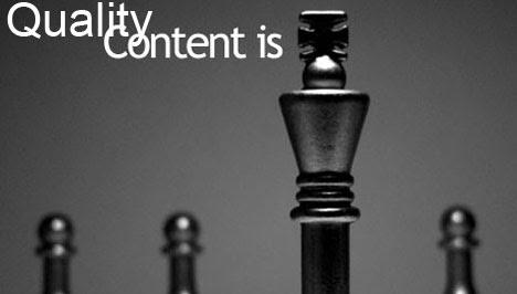 ¿Qué es el contenido de calidad?