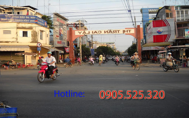 Lắp Đặt Internet FPT Huyện Cai Lậy