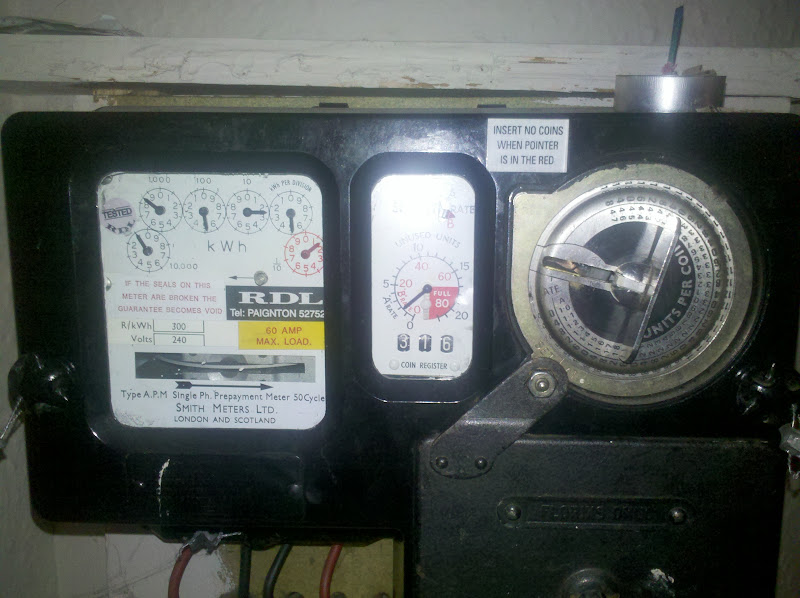 Electricity Coin Meter : Help with coin operated meter moneysavingexpert forums