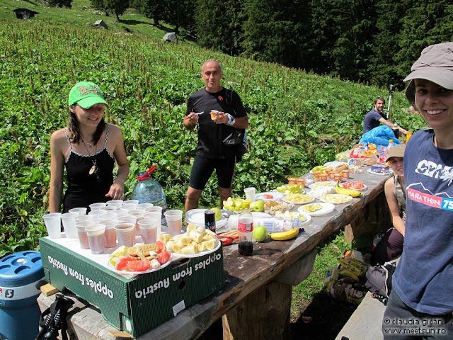Retezat Trail Race - CPNT - puncte de control