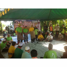 Tok Guru Haji Hadi Ketuai Bacaan Doa Dan Turun Bendang