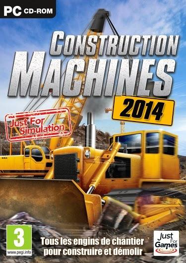 Construction Machines 2014 TiNYiSO Full