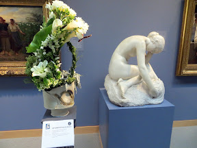 Art Blooms at the Walters Art Museum