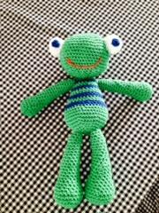 Margareteshandmadebox Anleitung For Free Für Eine Frosch Babyrassel