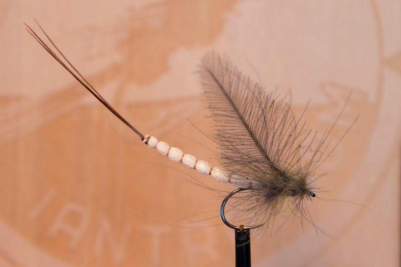 Майска муха (Ephemera Danica)