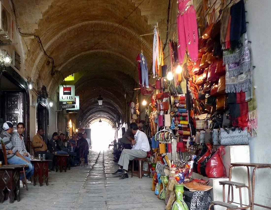 Медина Сусс - отдых в Тунисе