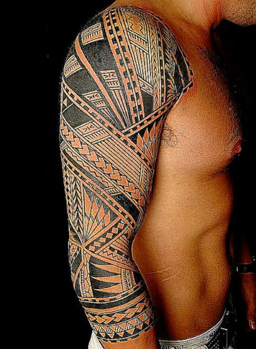 What to Know about Hawaiian Tattoo  Awesome Tattoo Design Ideas