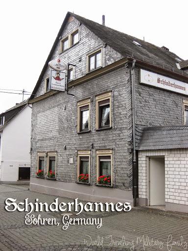 Schinderhannes - Sohren, Germany