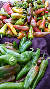 Portland Farmers Market at PSU, Peppers