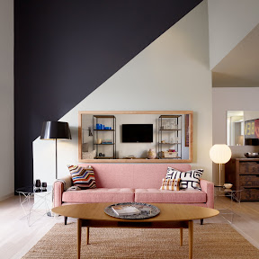 incorporated architecture design benroth rolston stuart Metrolofts Condominiums