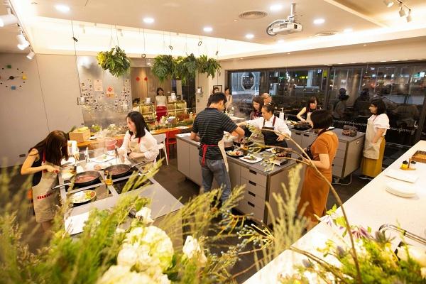 台北-烹飪教室-桂冠窩廚房