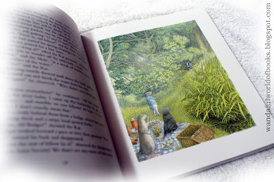 Wind in the Willows, illustrated by Inga Moore, Picnic